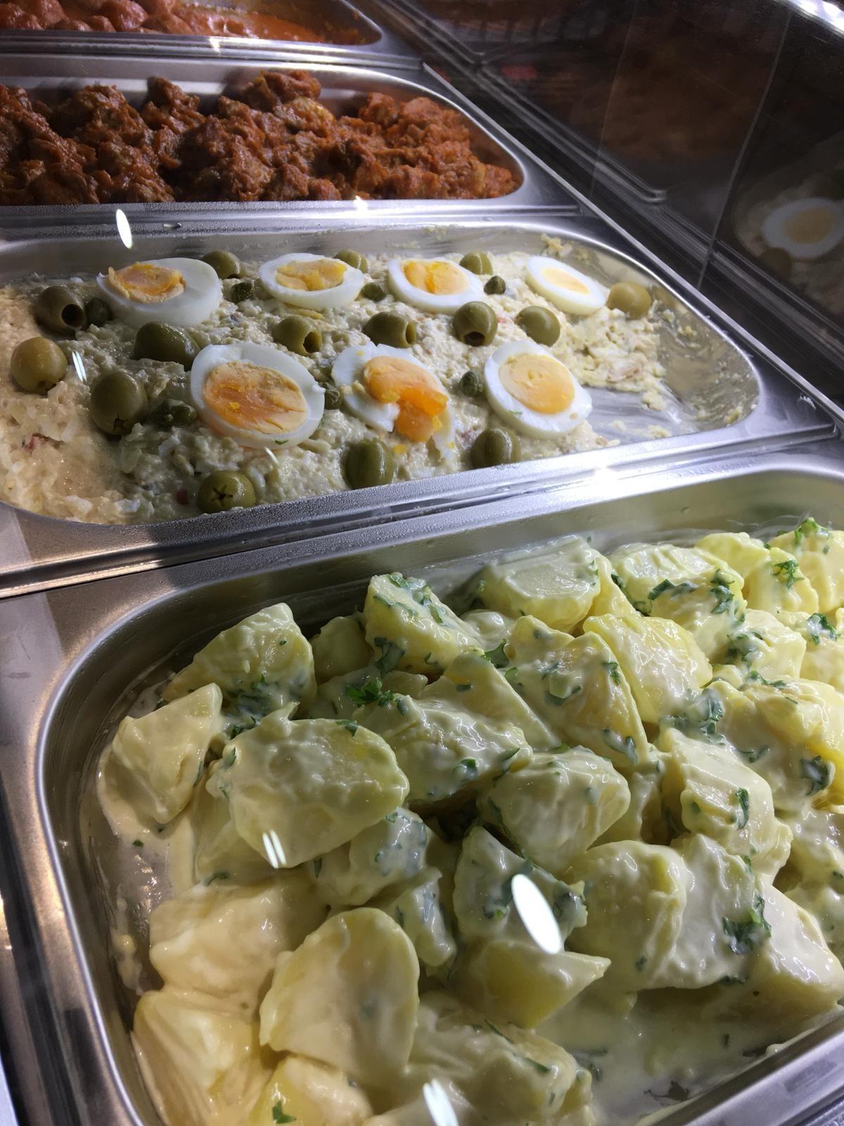 Restaurante especializado en tapas variadas en Albacete