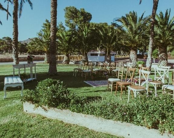 El Romeral (Aspe): Bodas y fincas de Fincas para bodas