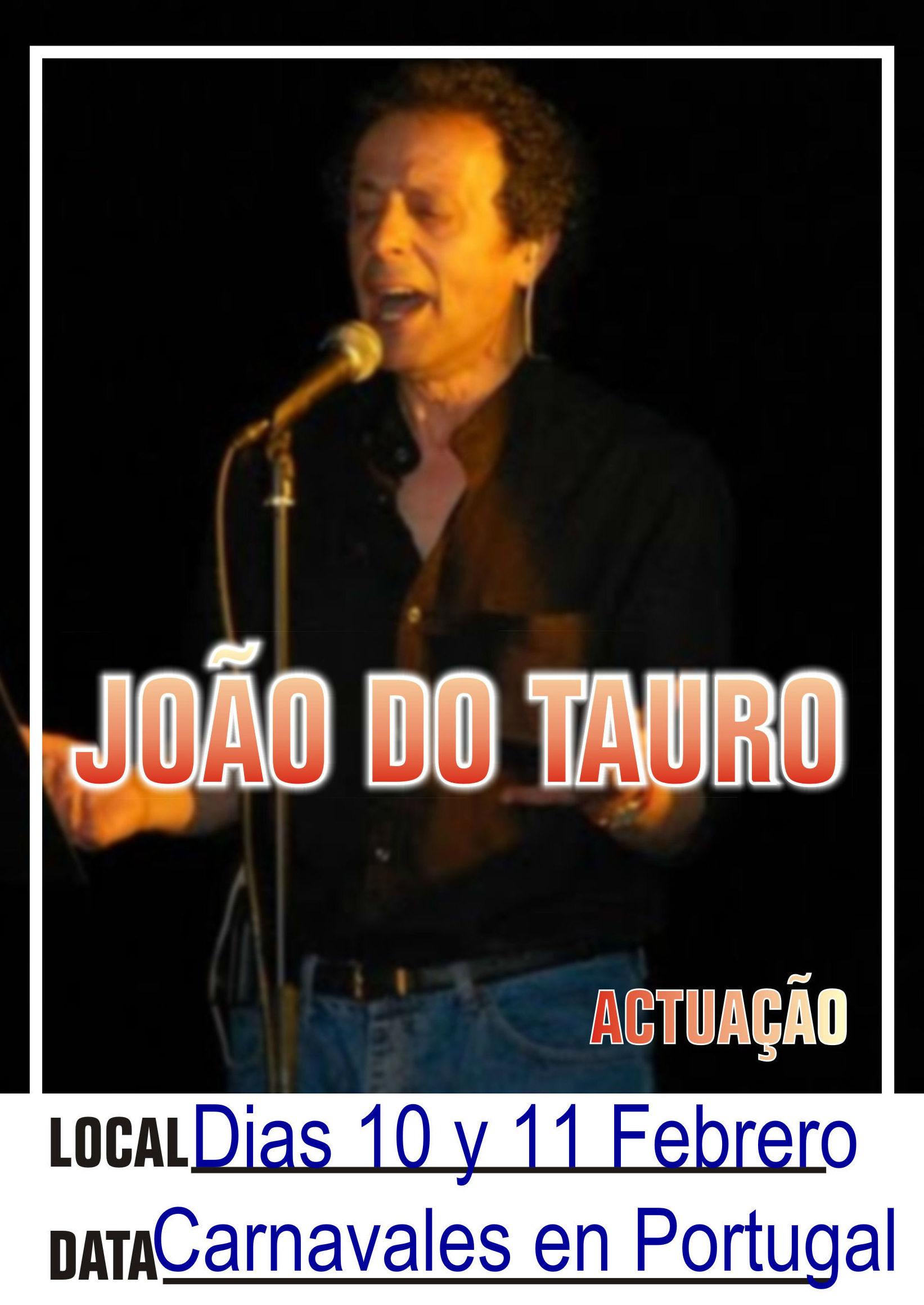 Actuacion en Carnavales en Portugal