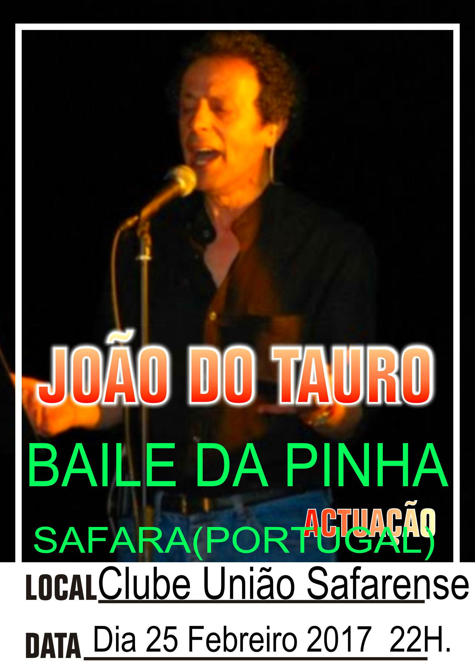 Baile de Pinhata en Safara (Portugal)
