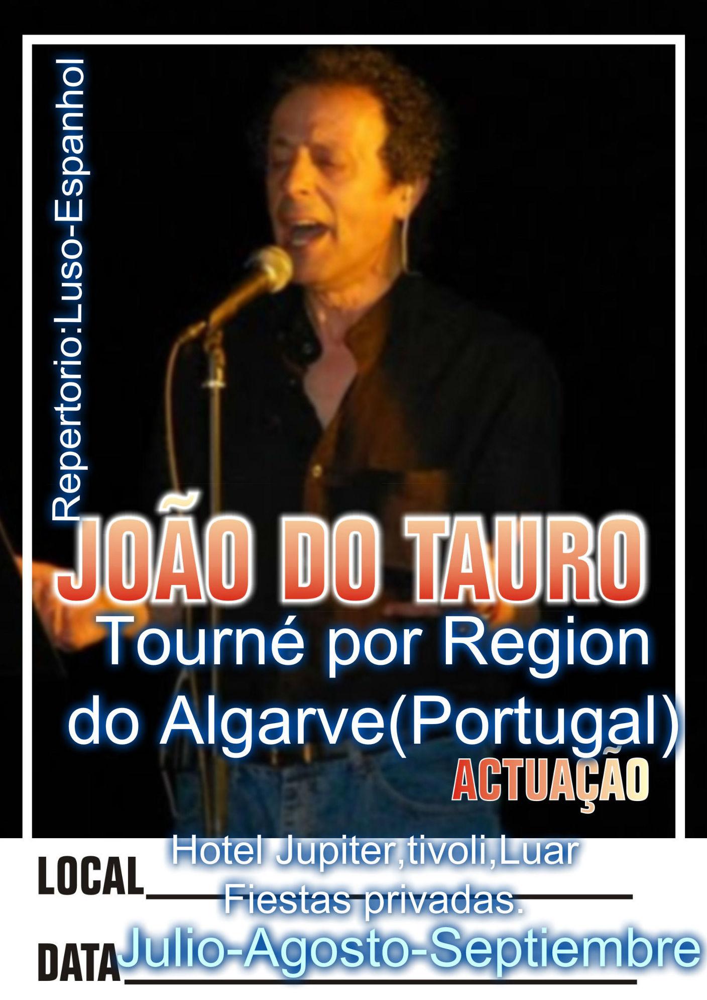 Actuación en Algarve (Portugal)