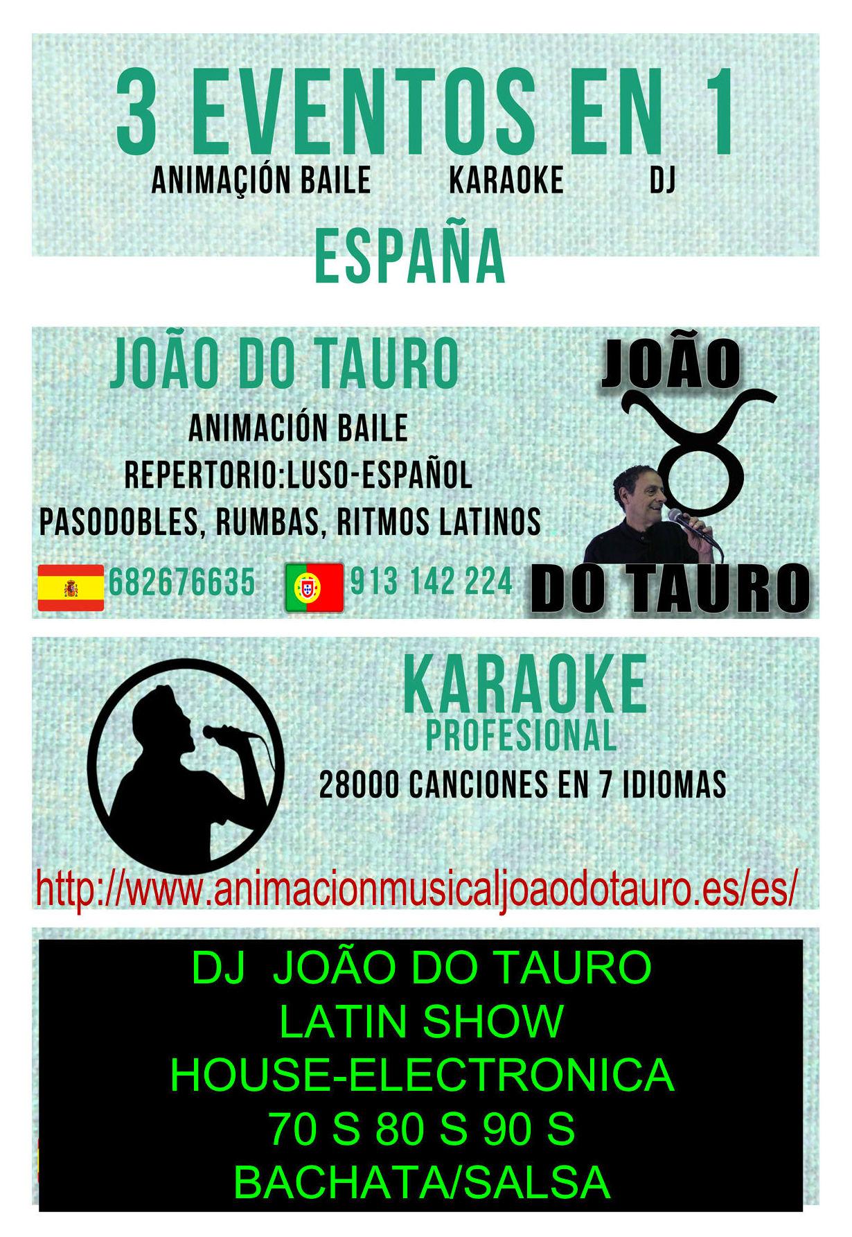 3 EVENTOS EN 1 (ESPAÑA)