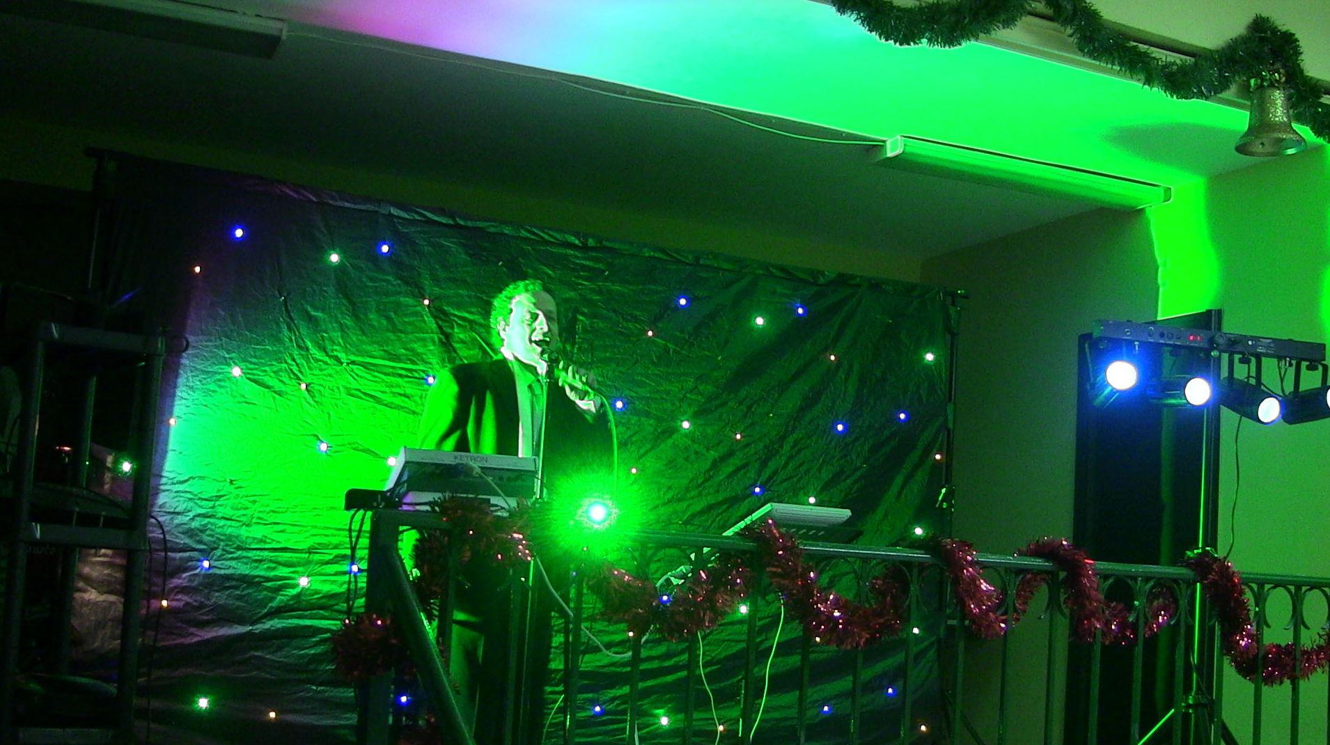 Actuación en Fin de Año en Rosal de la Frontera (Huelva)