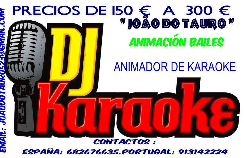 Precios de Dj y Karaoke