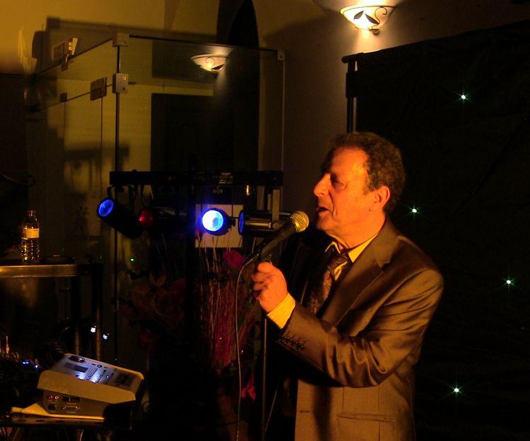 Cantante para banquetes en Huelva