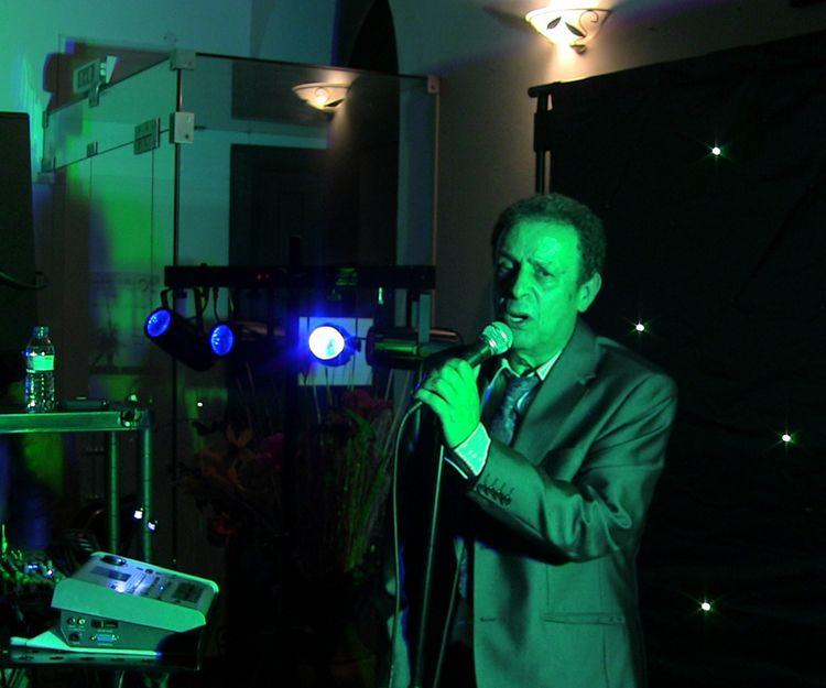 Cantante para eventos en Huelva