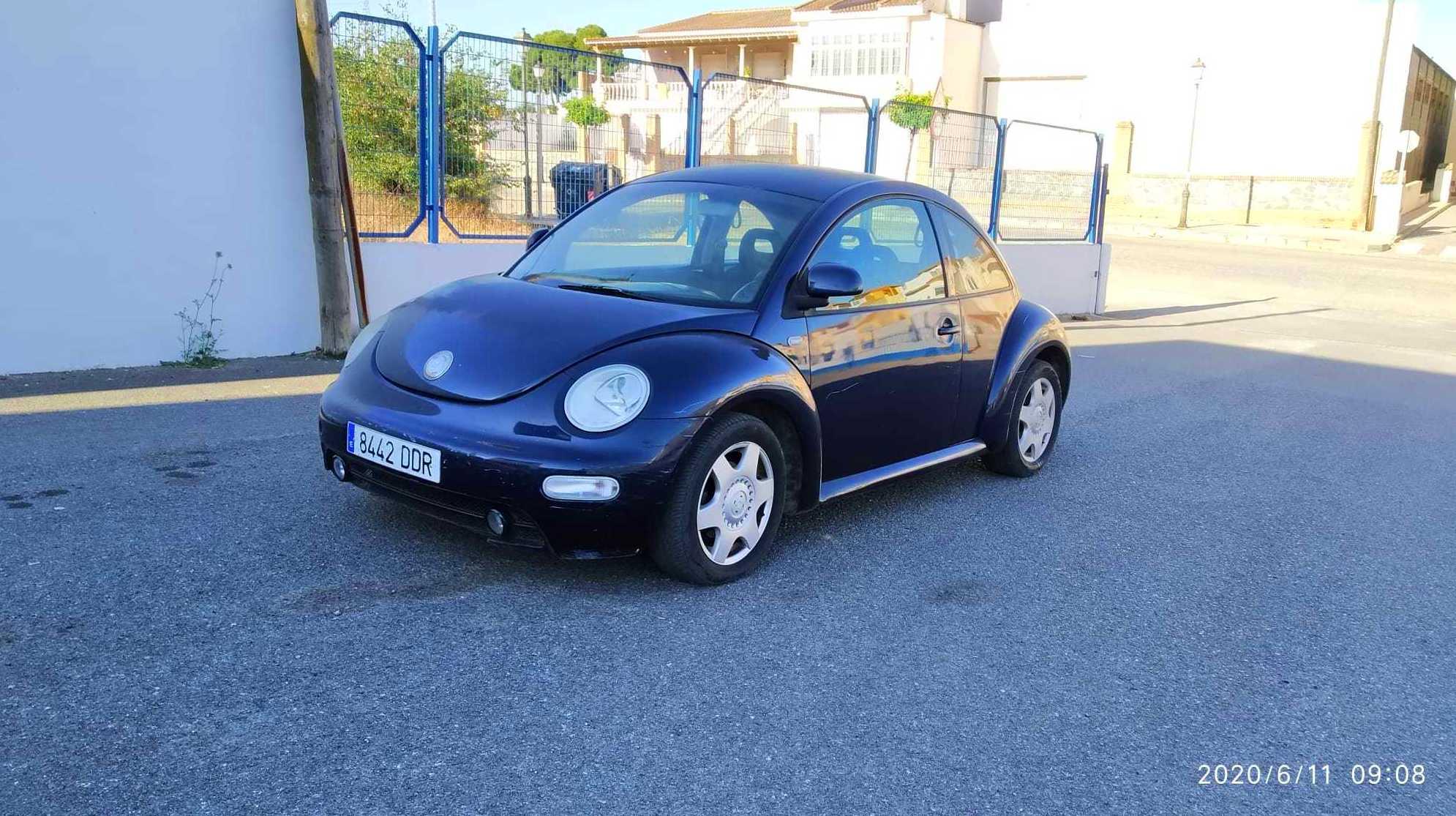 VW NEW BEETLE 1.9 TDI:  de Talleres Joaquín López, S.L.