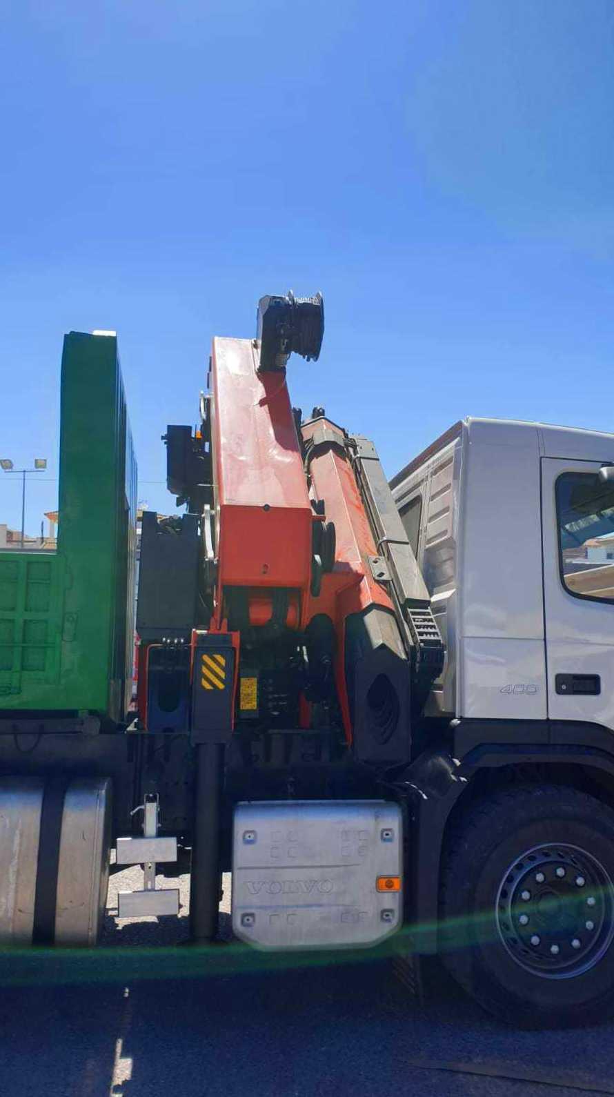 Foto 5 de Vehículos industriales en Fuente de Piedra | Talleres Joaquín López, S.L.