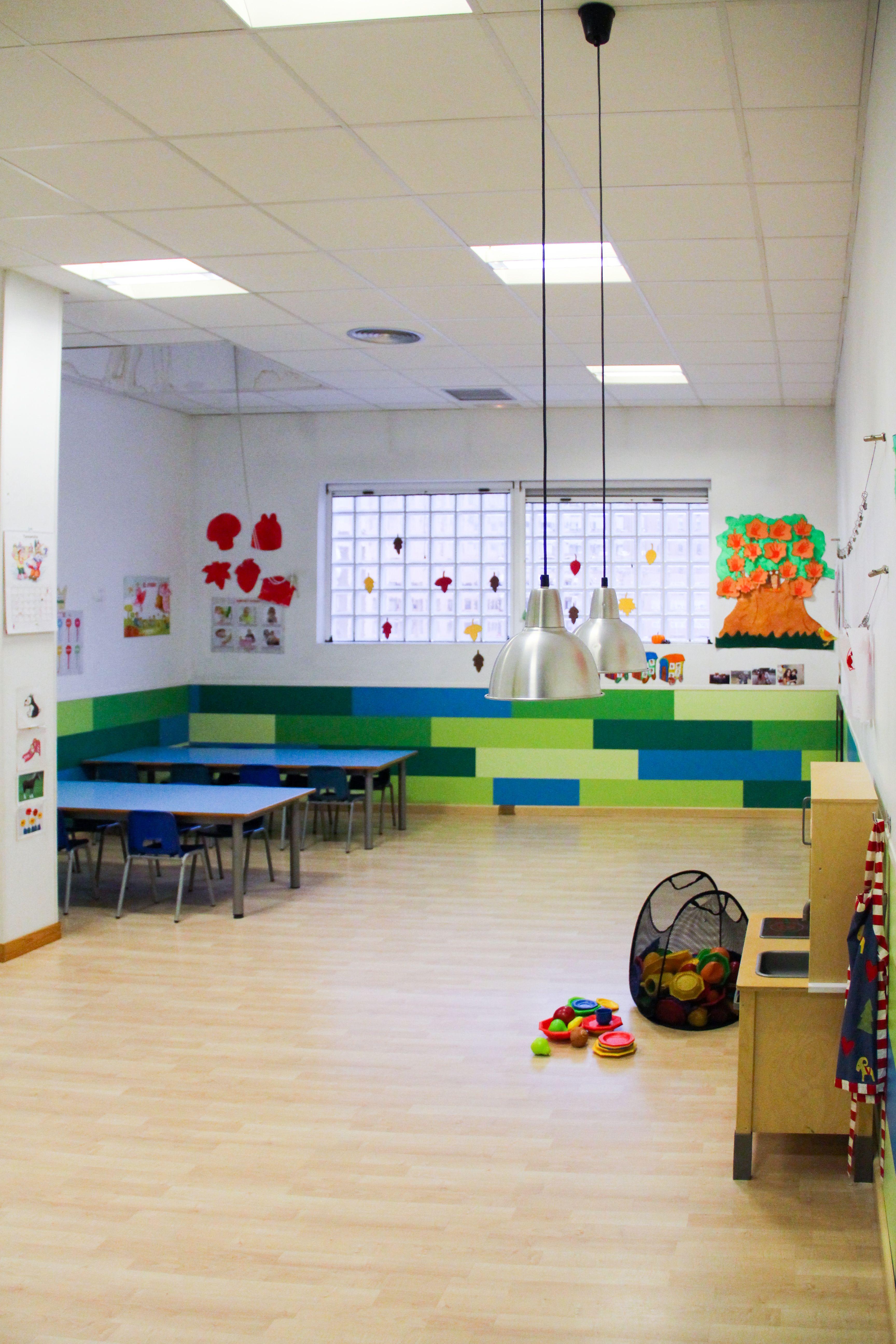 Aula Escuela Infantil La Cotorrera