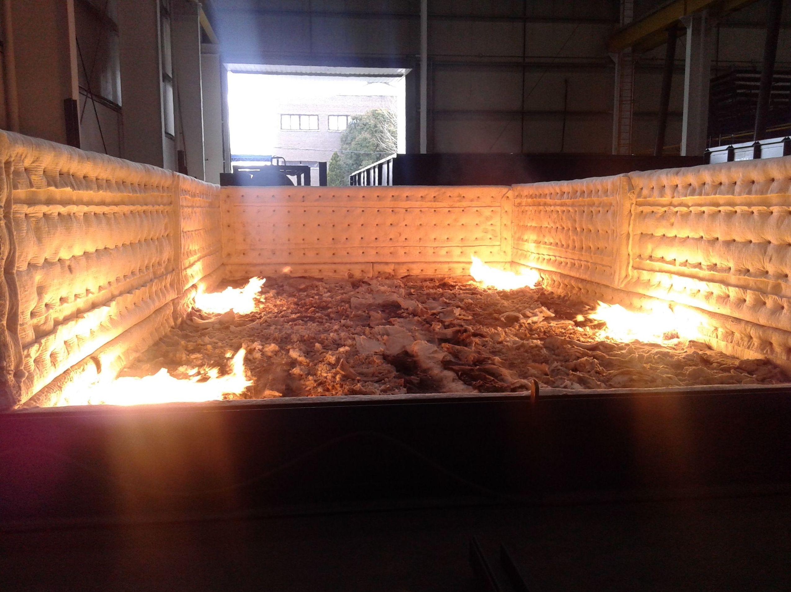 Foto 13 de Maquinaria granallado y chorreado en San Martín de la Vega | Fergoa Industrial XXI S.L