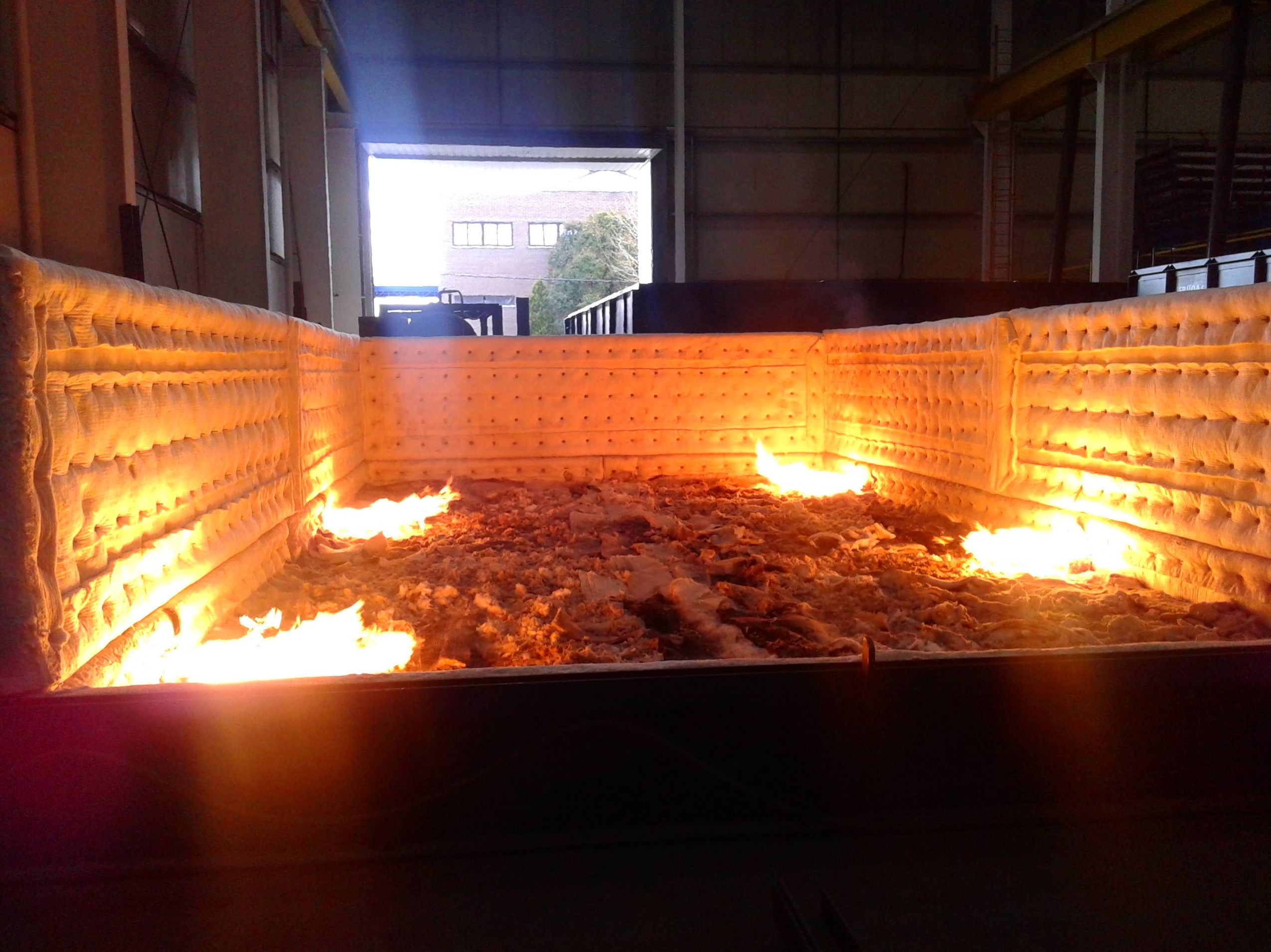 Foto 6 de Maquinaria granallado y chorreado en San Martín de la Vega | Fergoa Industrial XXI S.L