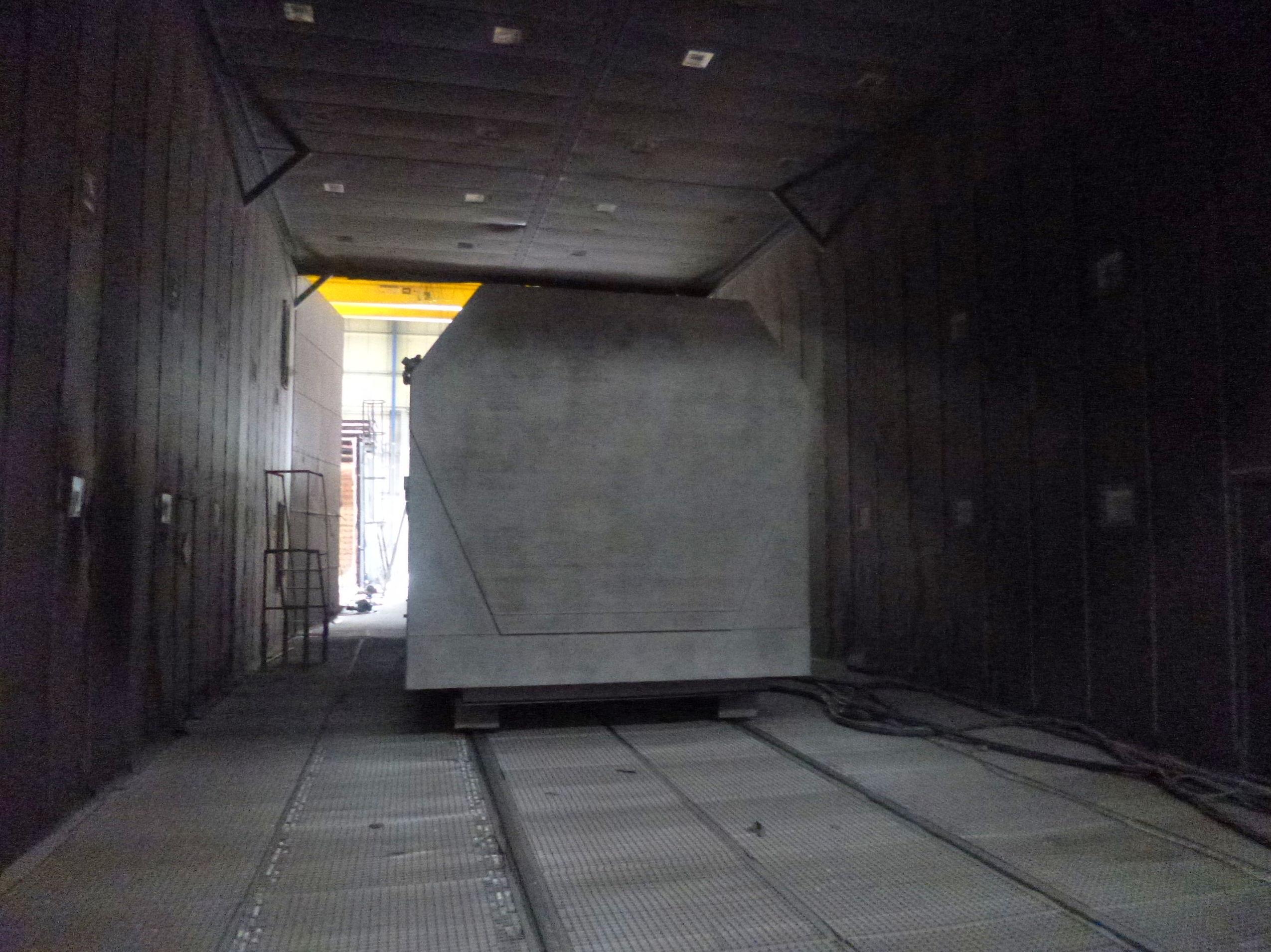 Foto 1 de Maquinaria granallado y chorreado en San Martín de la Vega | Fergoa Industrial XXI S.L