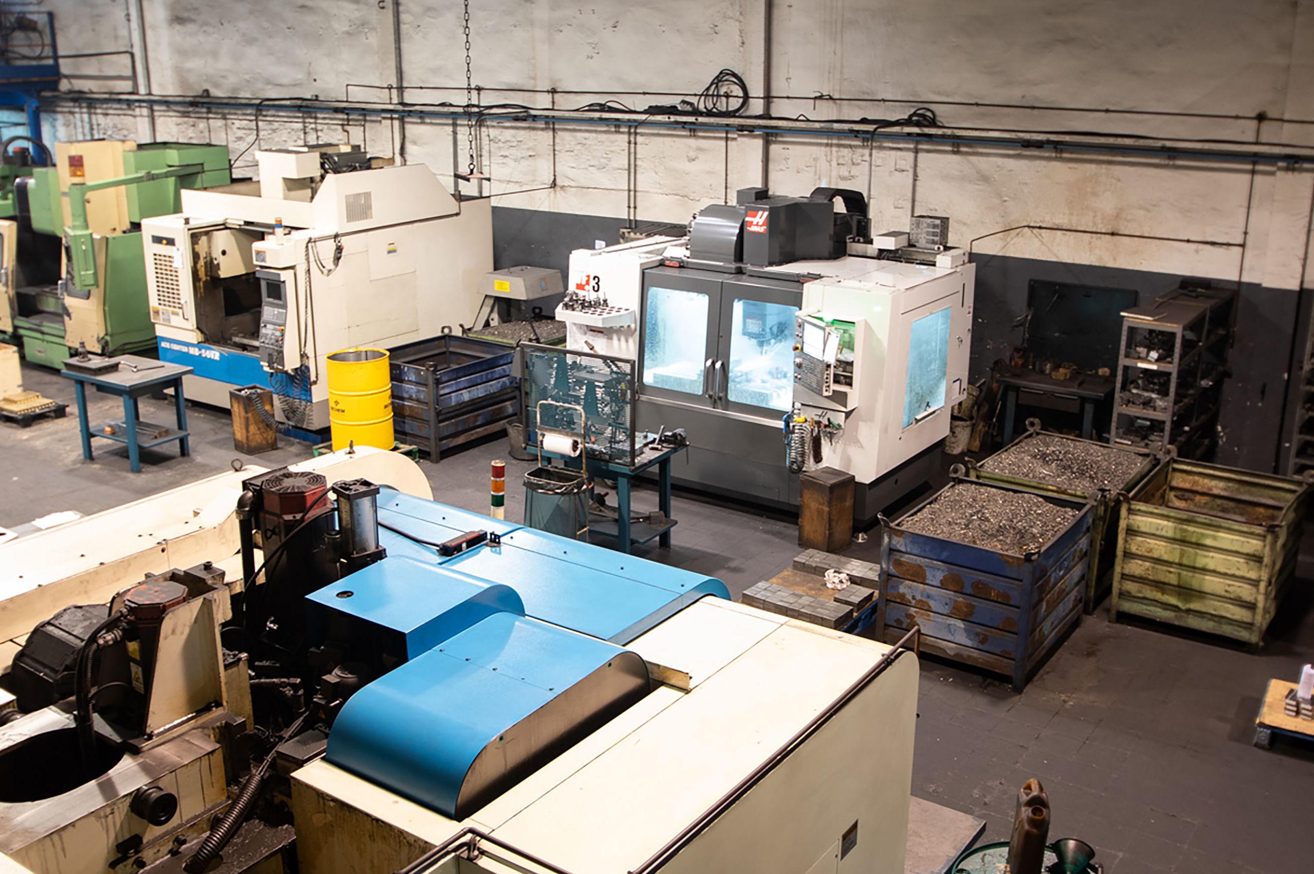 Foto 5 de Construcción de moldes para la industria del vidrio en  | Star Blau 9 S.L.