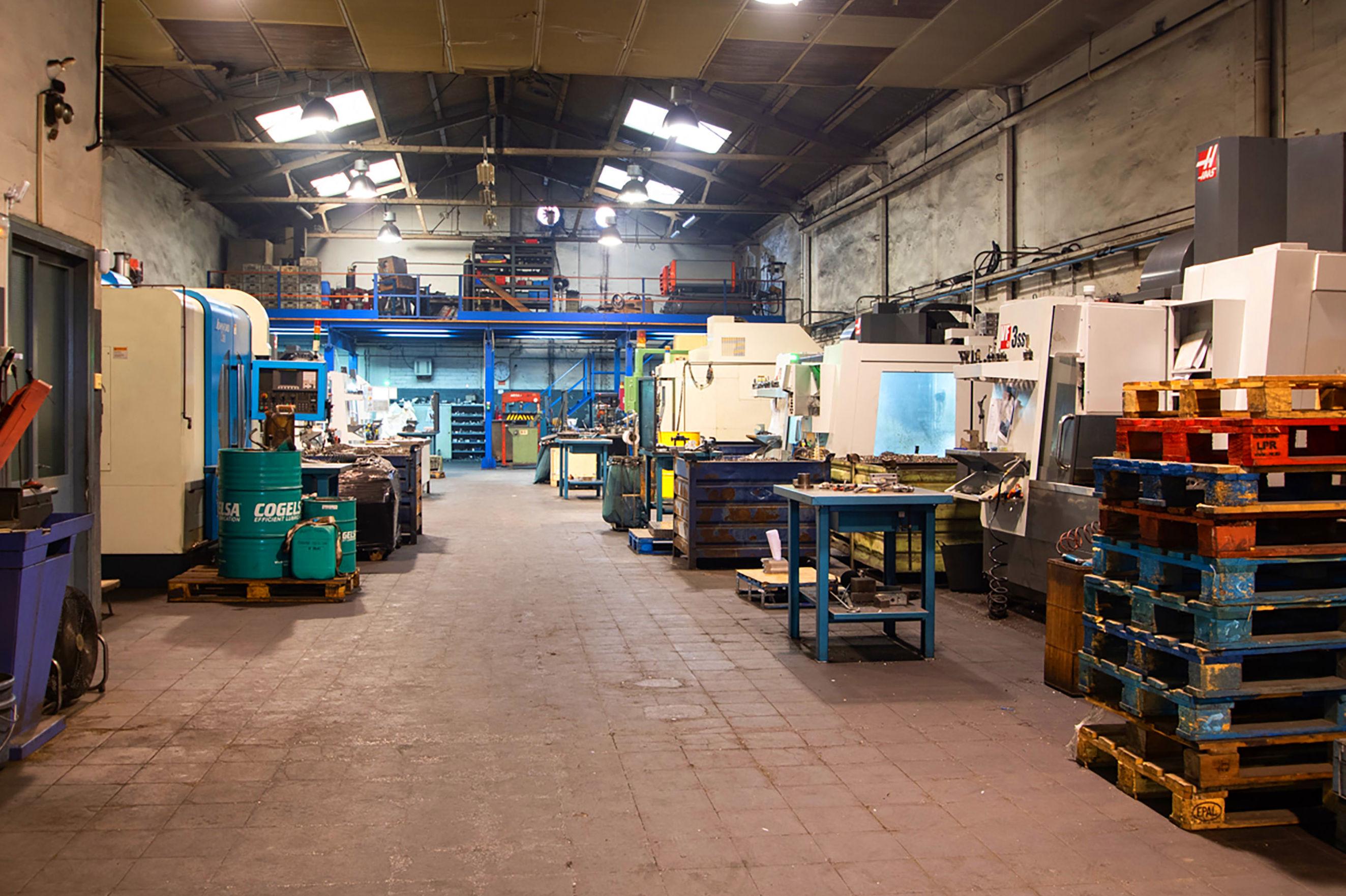 Foto 4 de Construcción de moldes para la industria del vidrio en  | Star Blau 9 S.L.