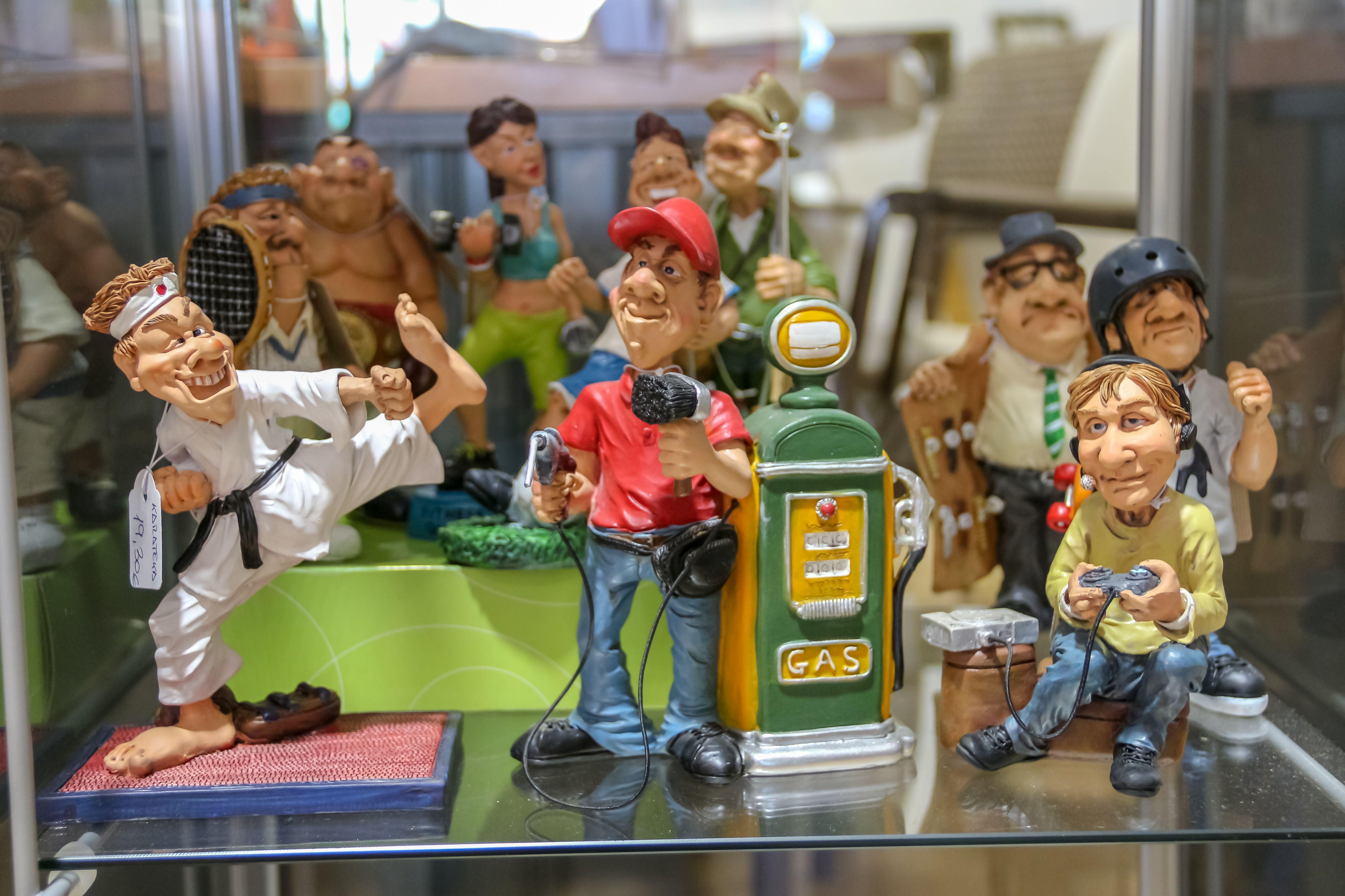 Tienda de regalos Casablanca Mobiliario