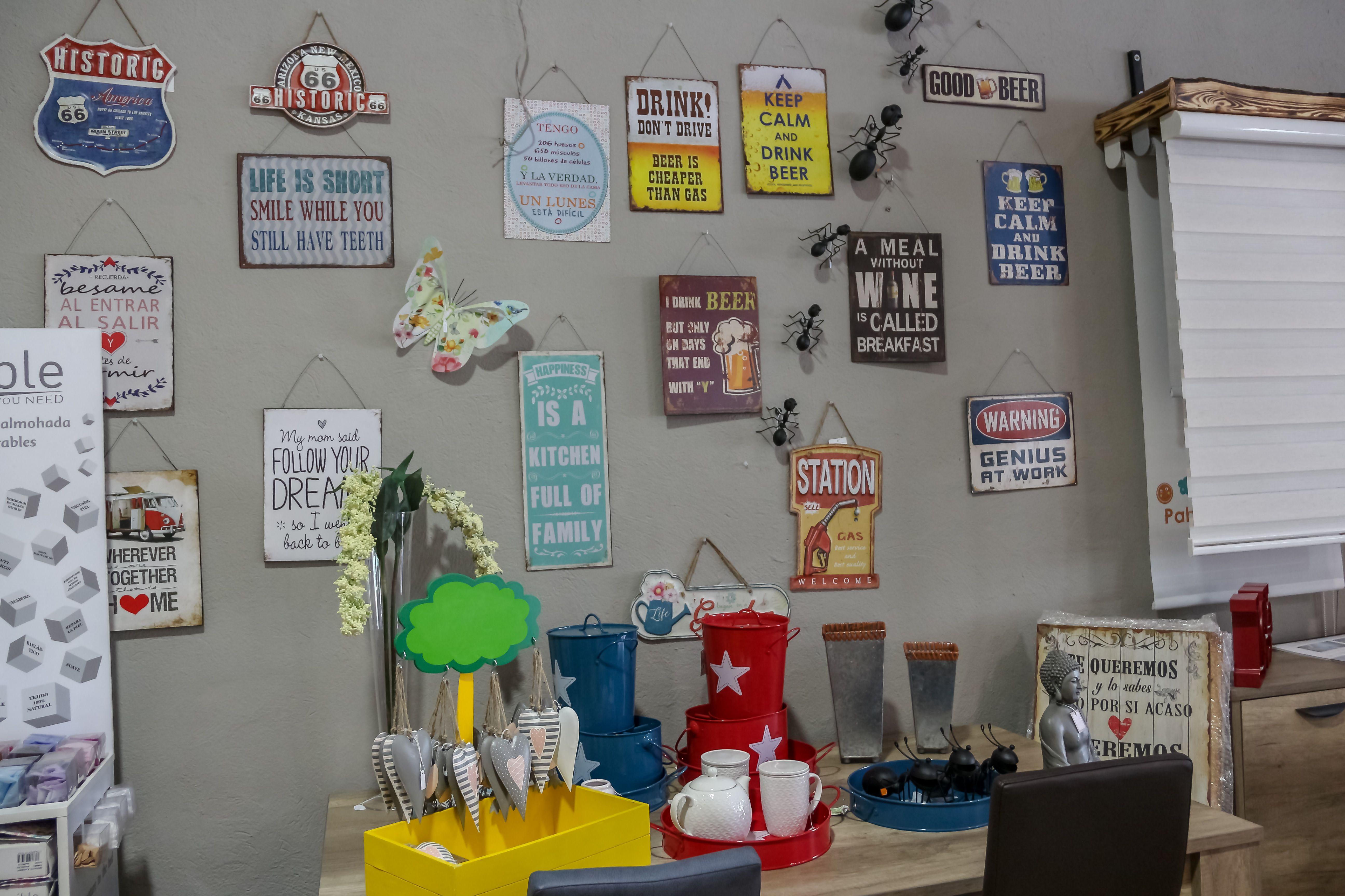 Objetos decorativos de Casablanca Mobiliario