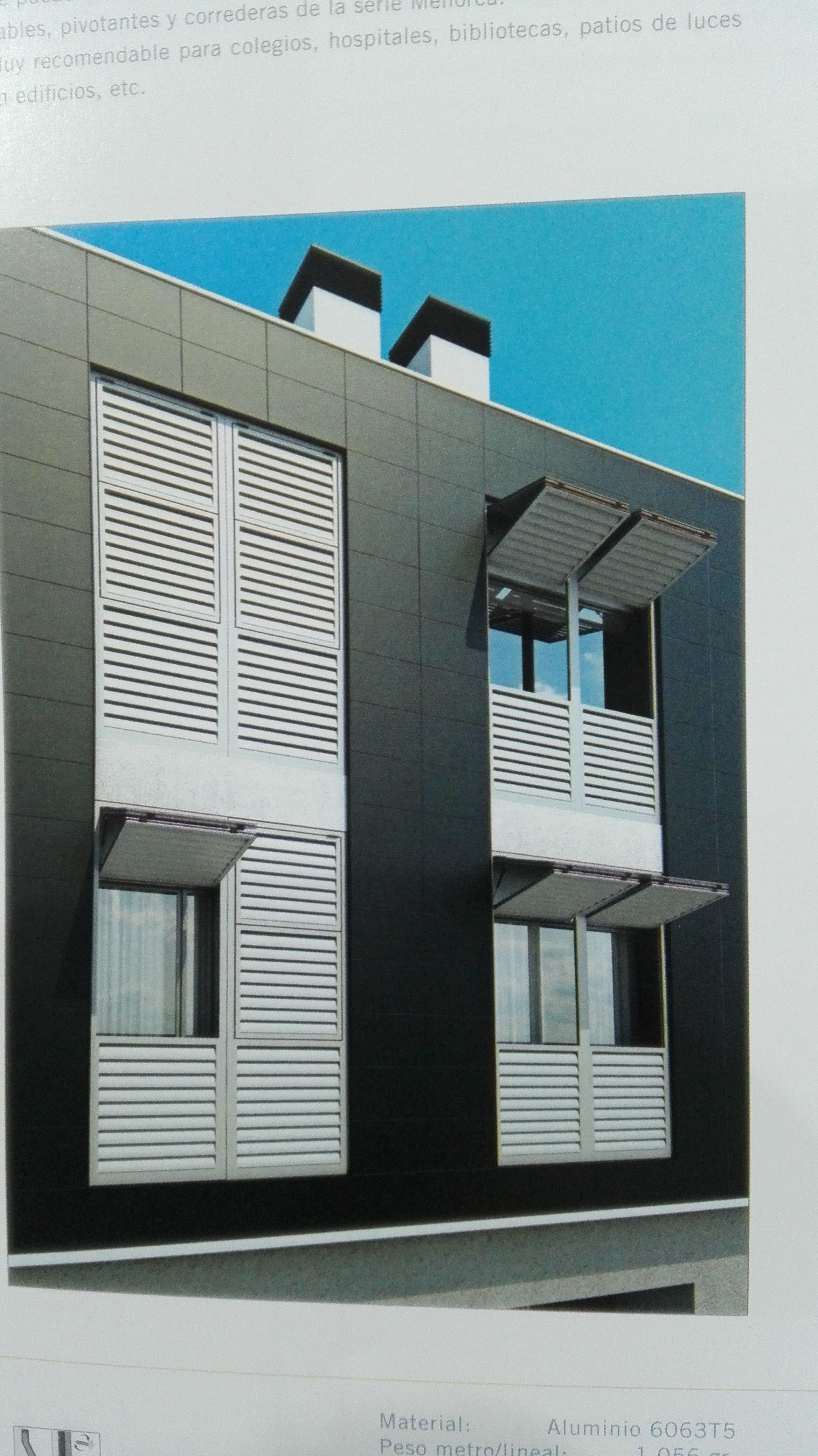 Foto 5 de Finestres i portes de PVC i alumini en Vilassar de Mar | Disseny Amb Vidre
