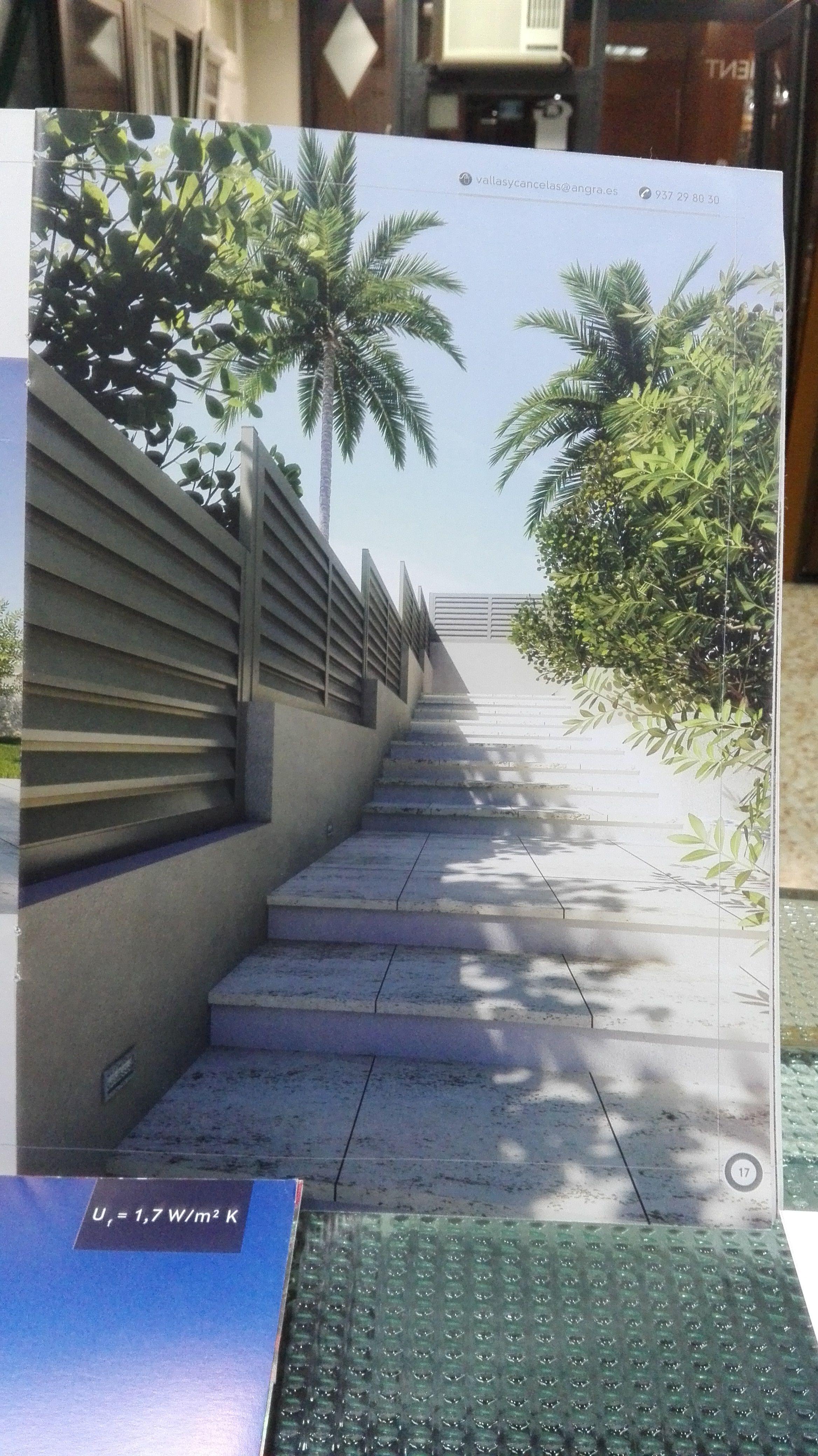 Foto 2 de Finestres i portes de PVC i alumini en Vilassar de Mar | Disseny Amb Vidre