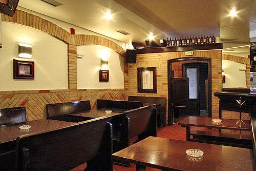 Bar Bodegas Leyre \u002D Salón