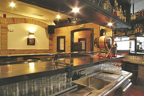 Bar Bodegas Leyre en Pamplona