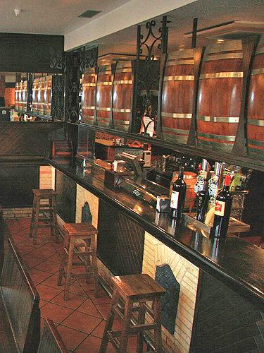 Bar Bodegas Leyre \u002D Temporada de caza