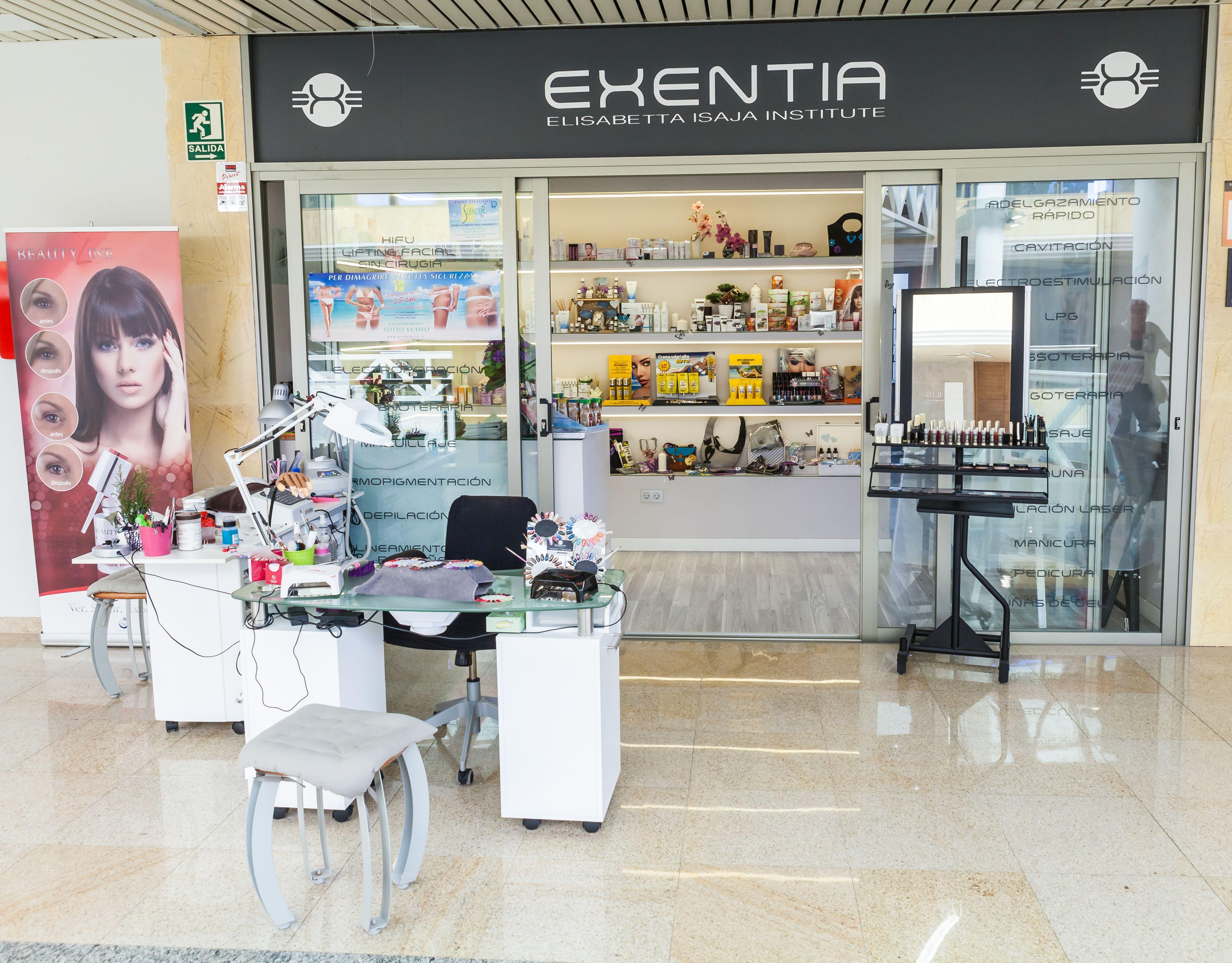 En Exentia ofrecemos un servicio de estética integral avanzada
