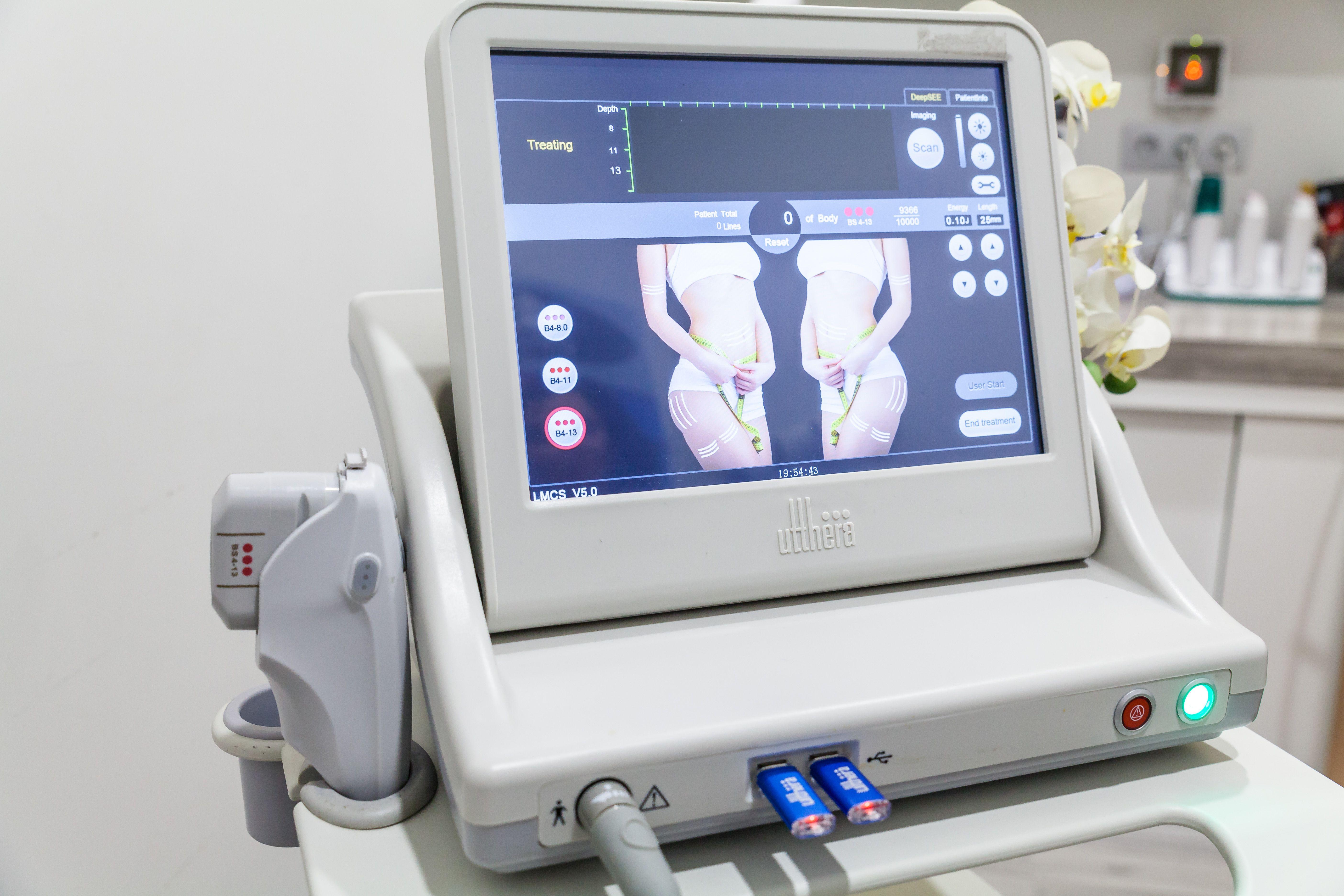Realizamos tratamientos corporales con aparatología de última generación