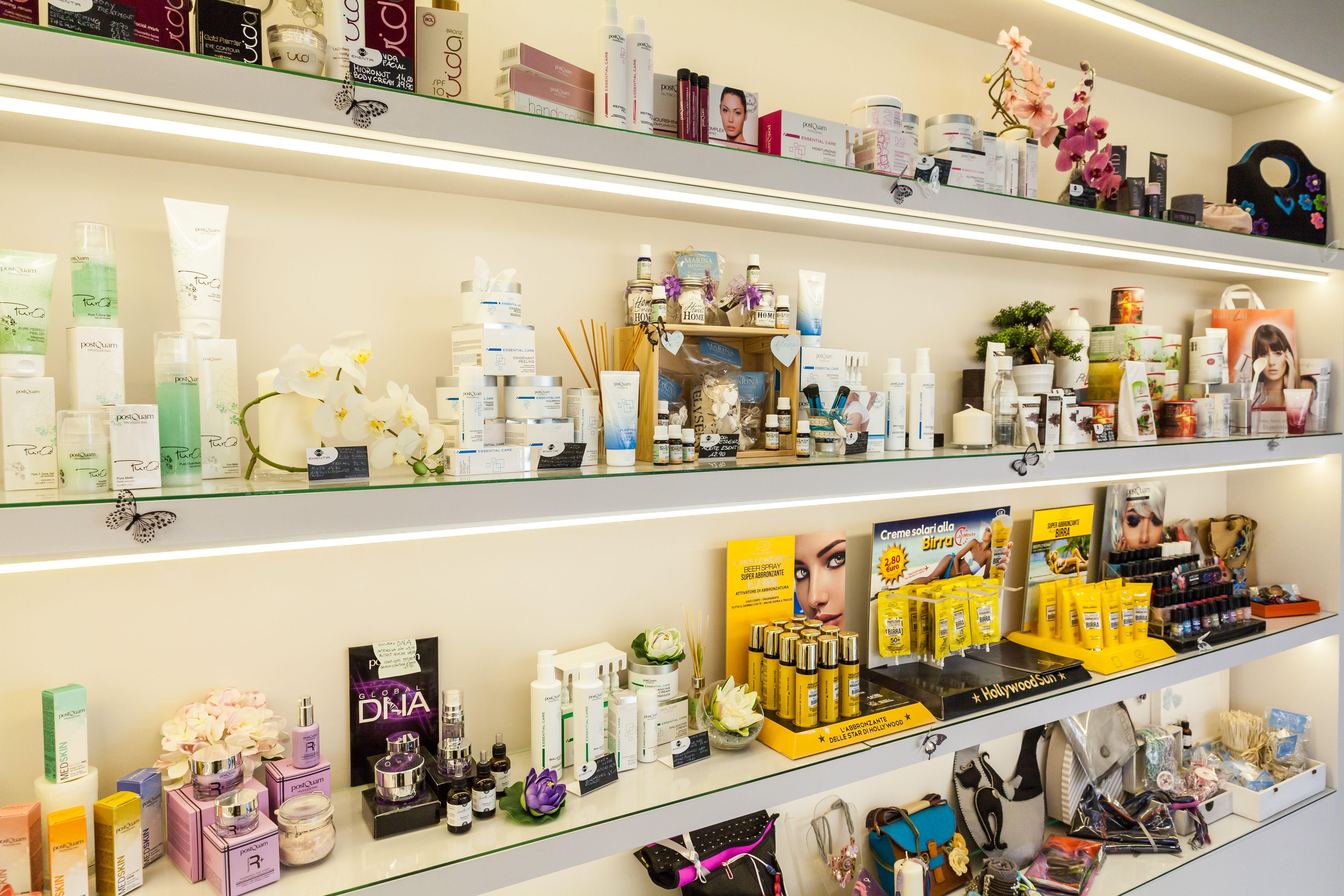 Trabajamos con productos cosméticos de primera calidad, sin parabenos