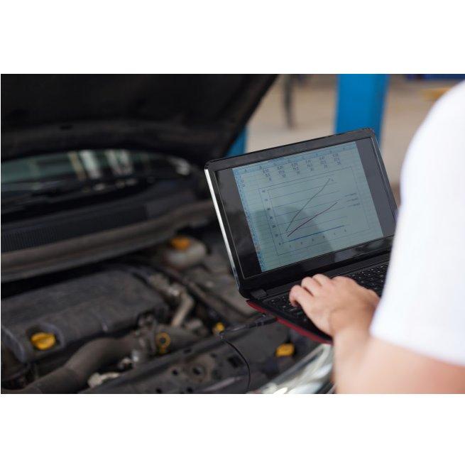 Diagnosis: Nuestros productos y servicios de Taller mecánico Garaje 34