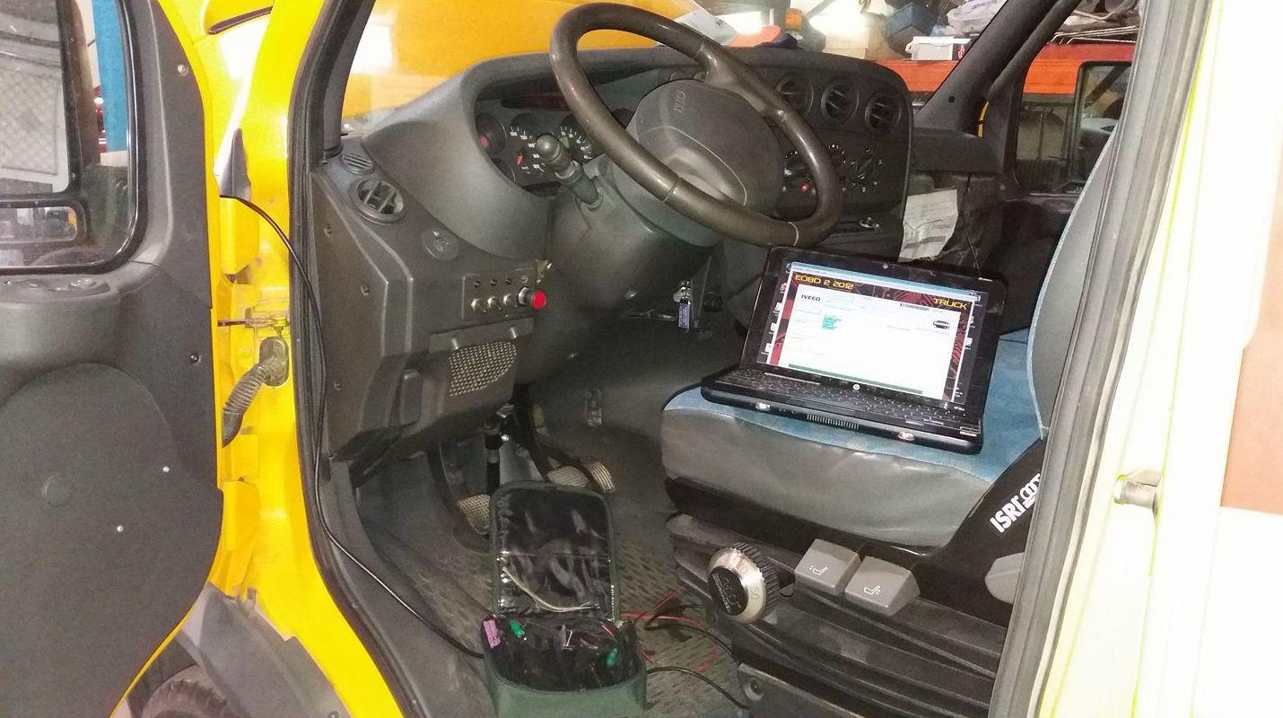 Diagnosis del automóvil en Málaga
