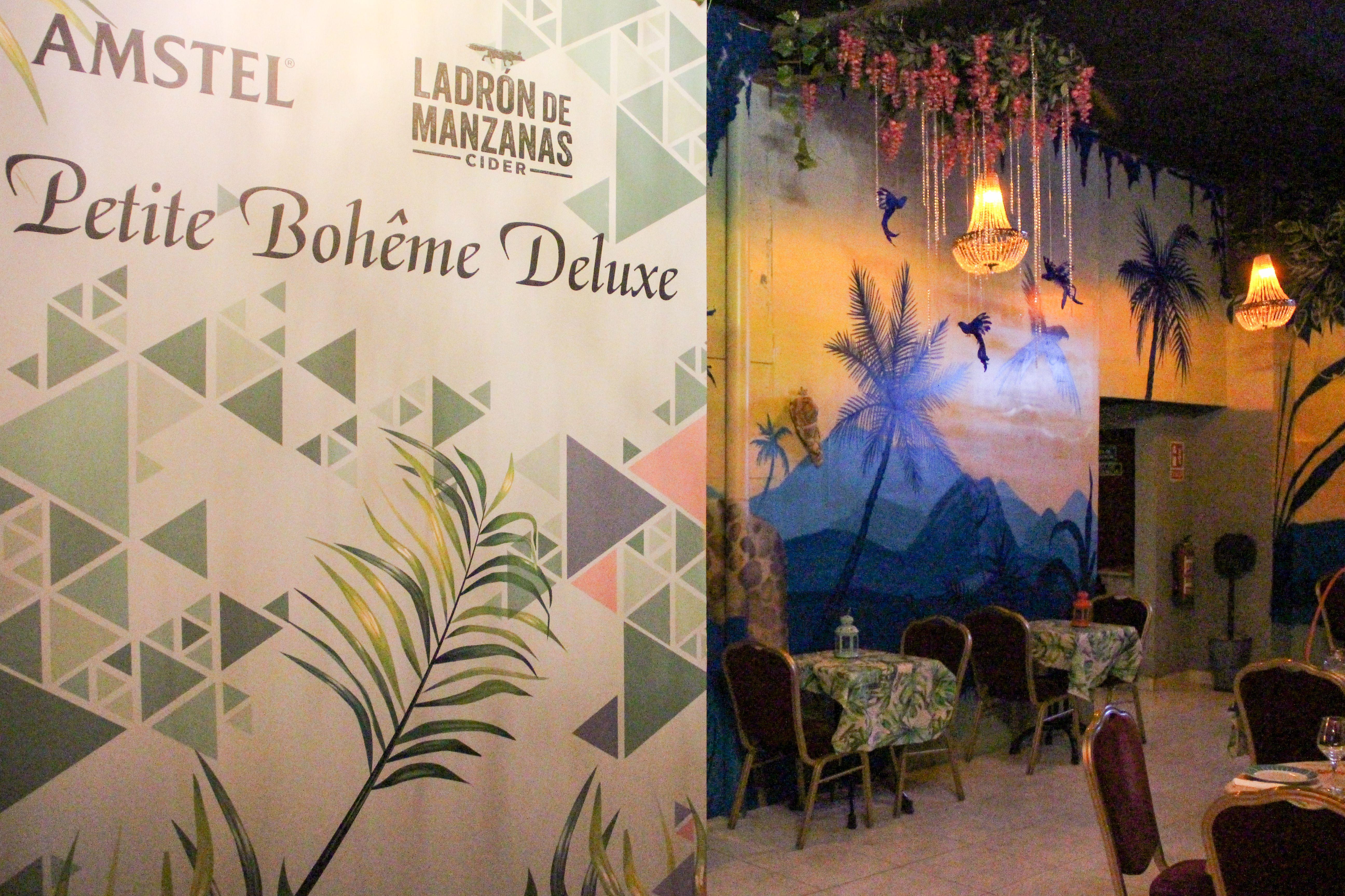 Interior local La Petite Boheme Deluxe