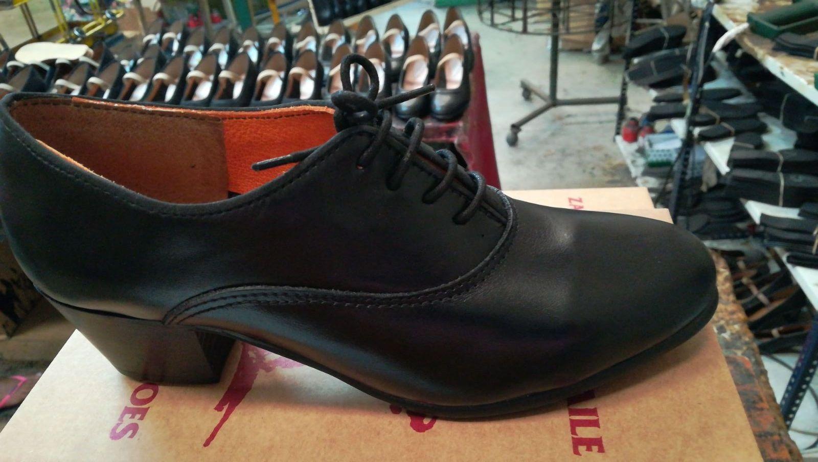 Zapato piel caballero: Productos de Calzados Malaca