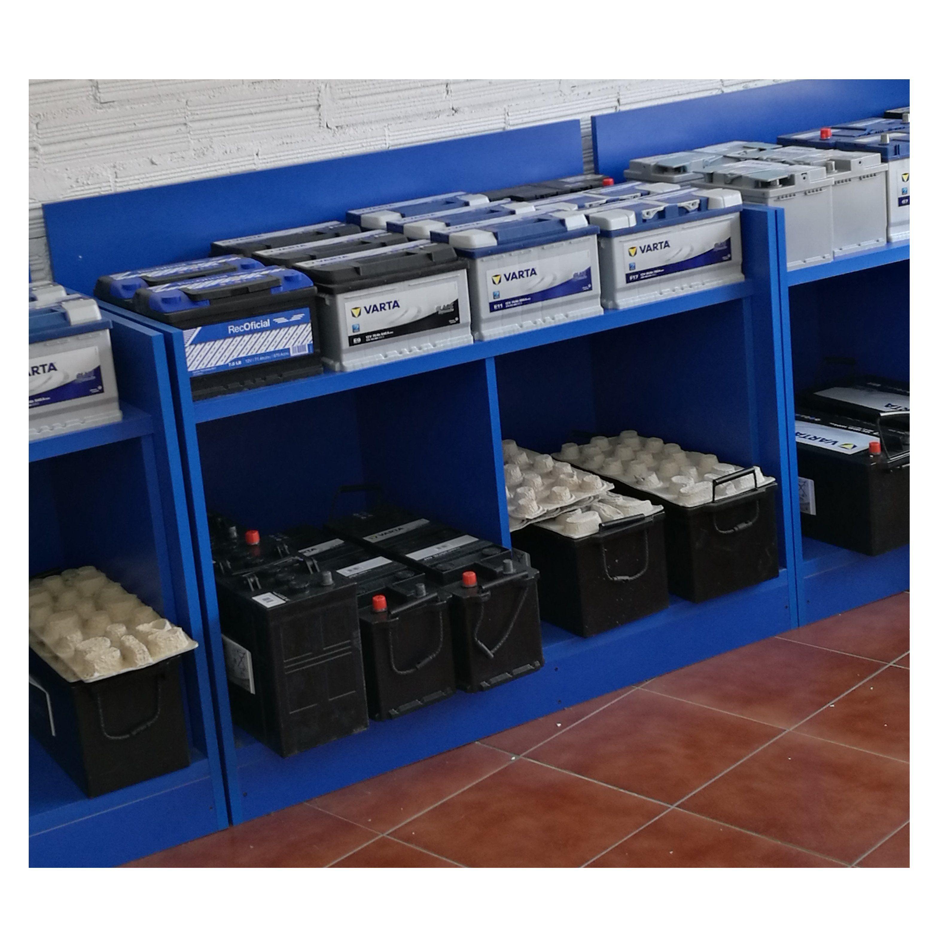 Baterías de calidad: Servicios de Recanvisa