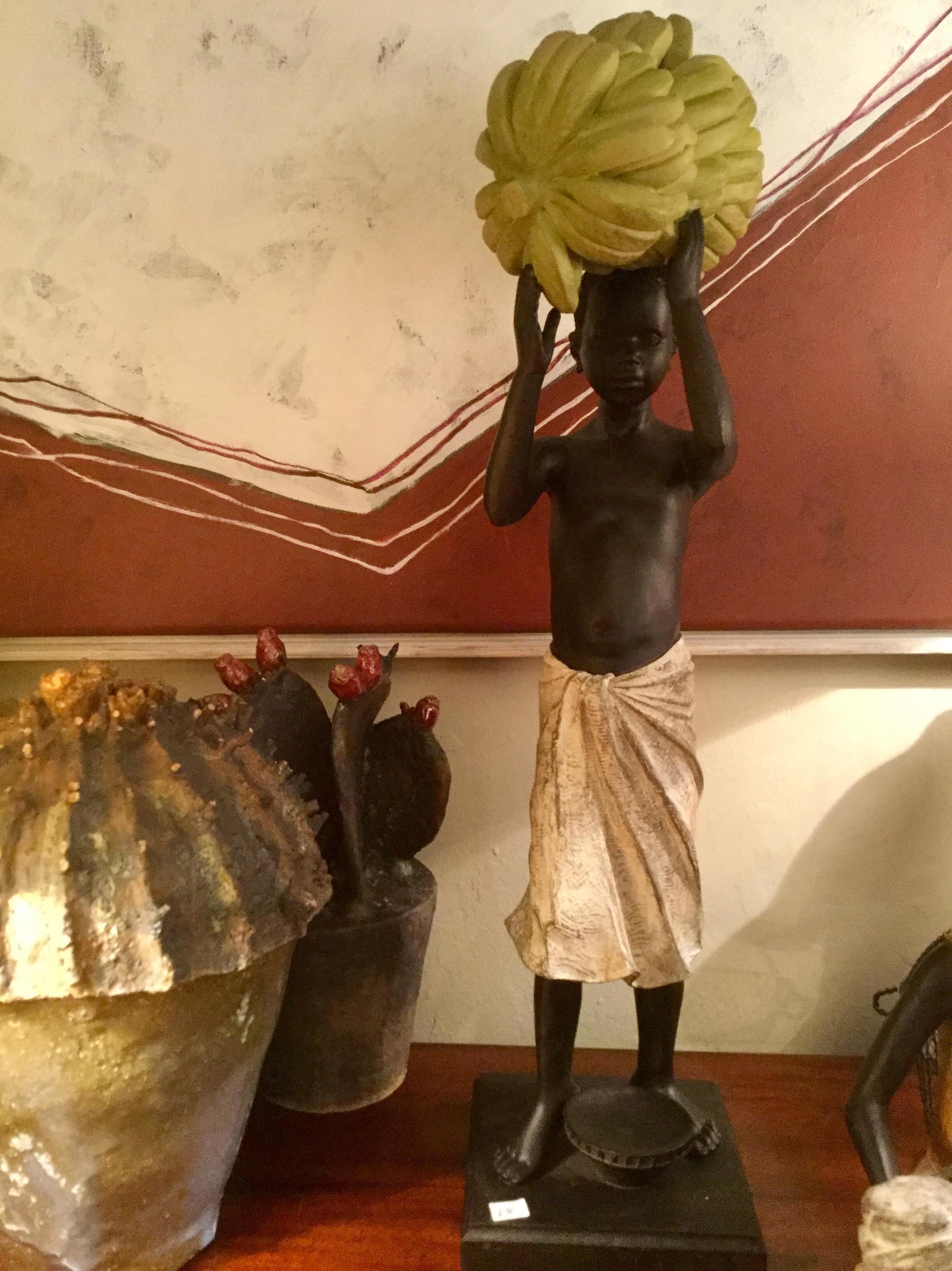 Esculturas pequeñas para el hogar