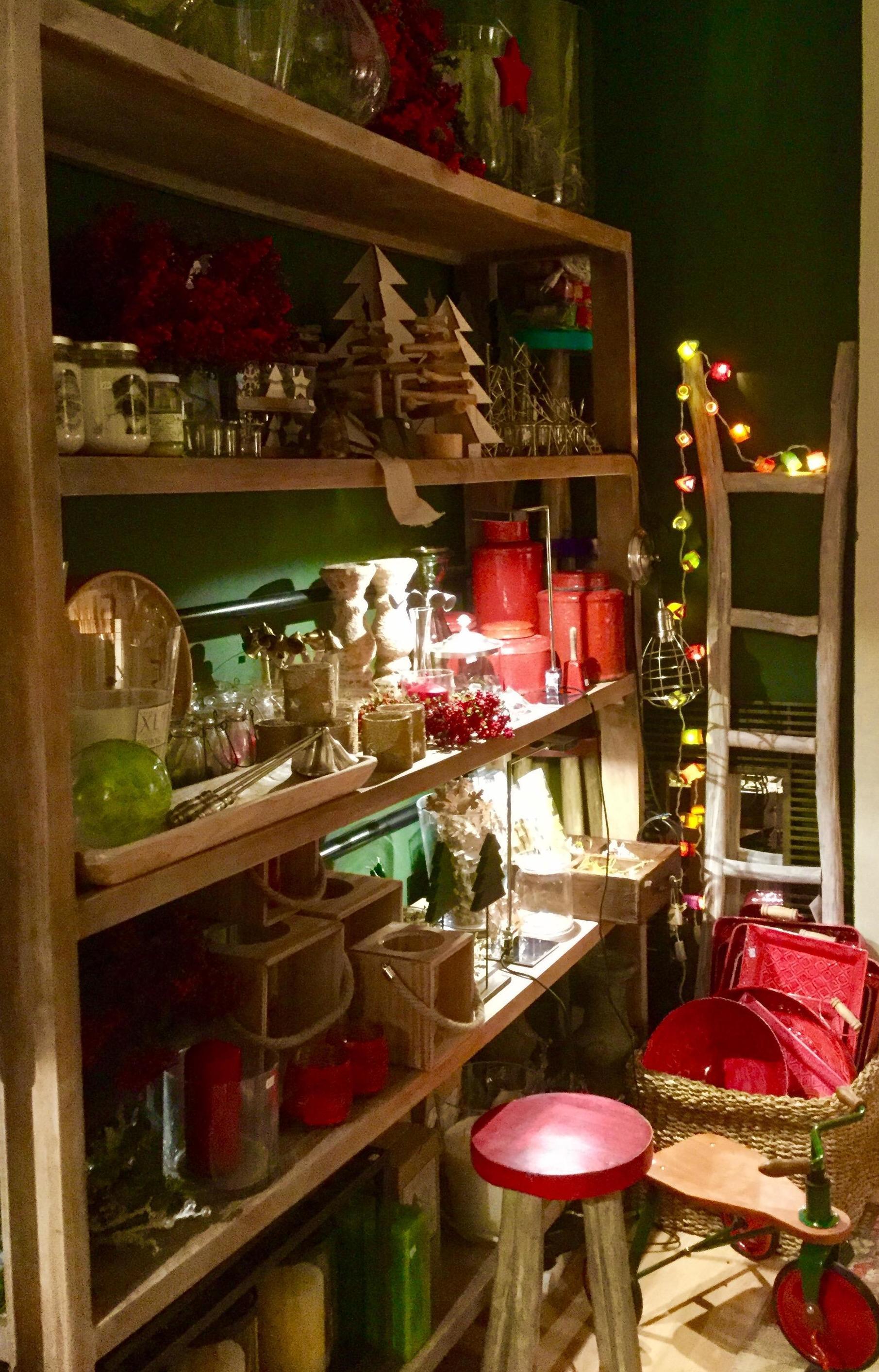 Complementos decorativos para Navidad