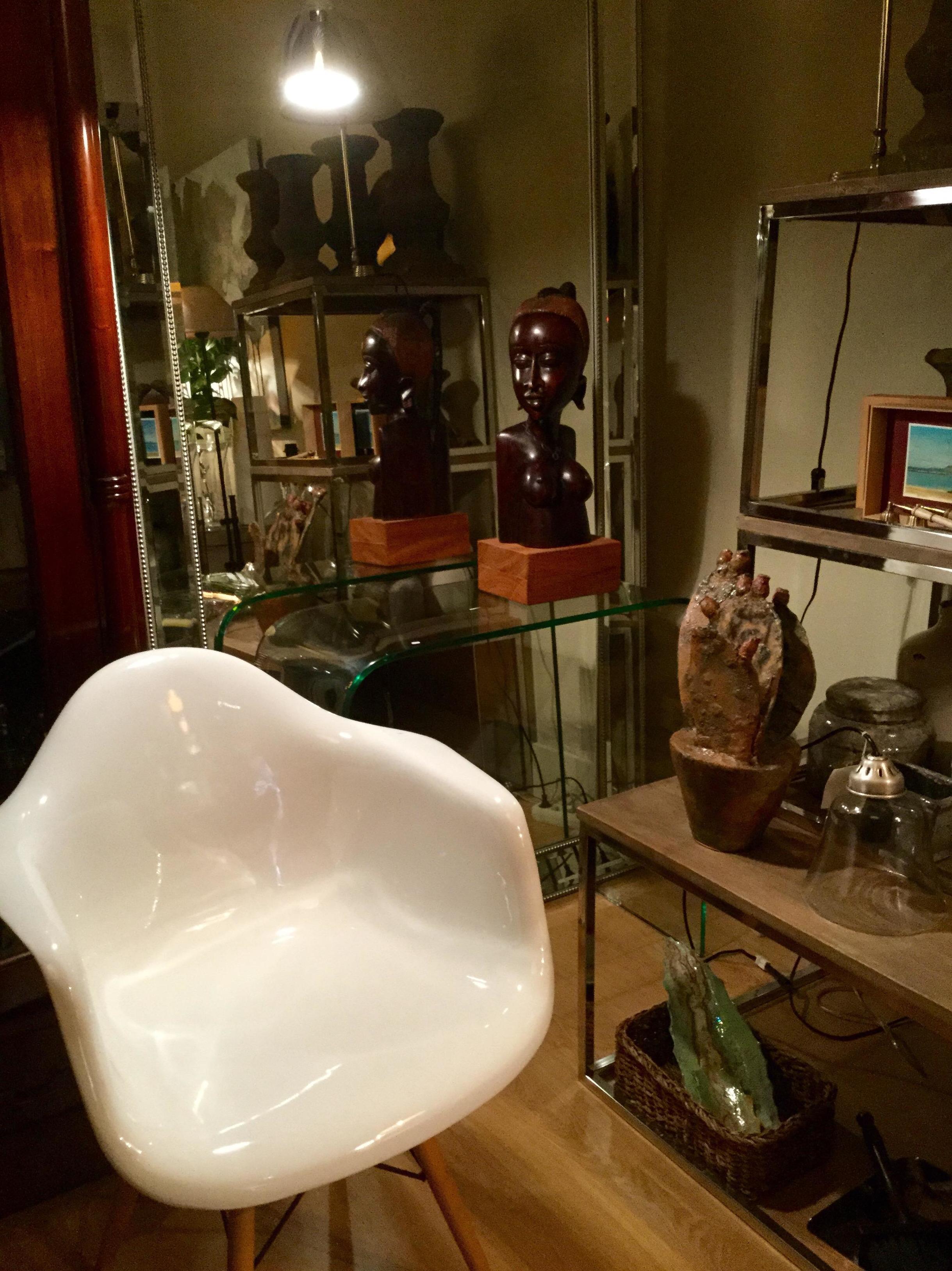 Muebles vintage productos de lino decoraci n for Articulos vintage decoracion