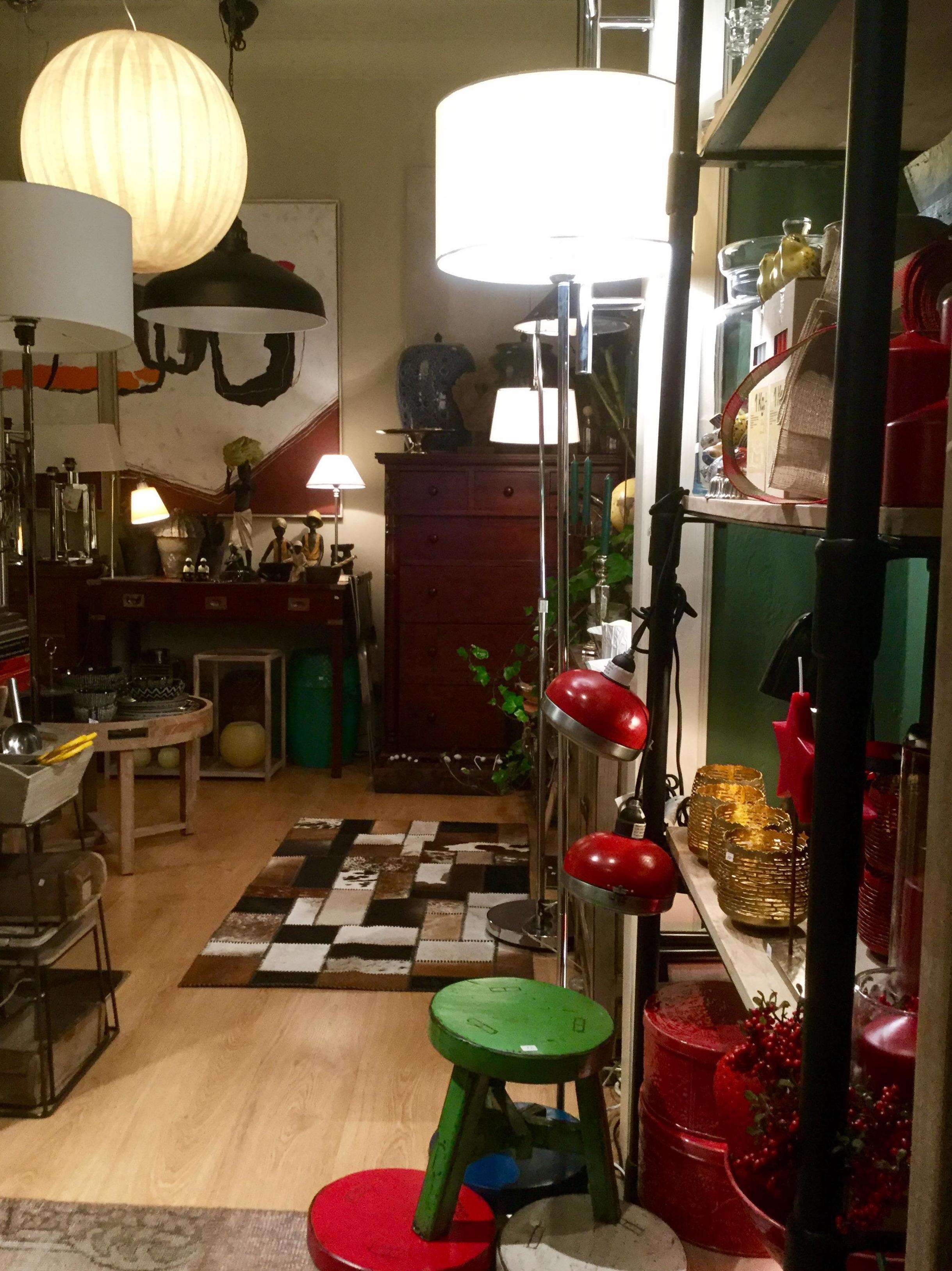 Venta de productos de decoración en las Palmas de Gran Canaria