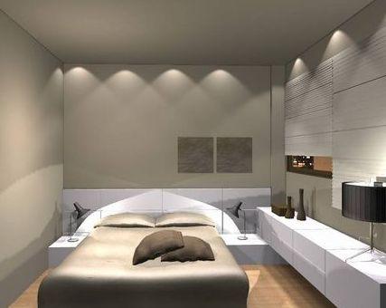 Vista general del dormitorio 1