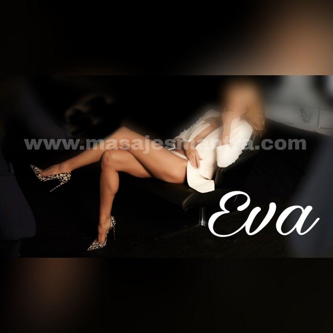 Nuestra masajista Eva