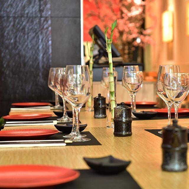 Reservas de grupos: Sushi y mucho más de Sushinomi