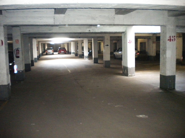 Parking en Villaverde