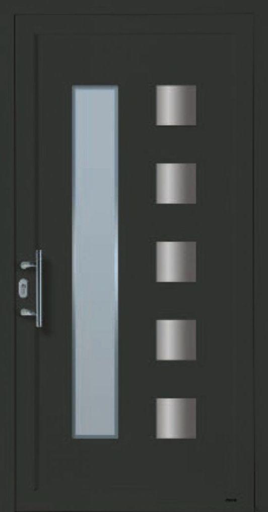 Puertas de entrada de aluminio productos y servicios de for Puertas de metal con diseno