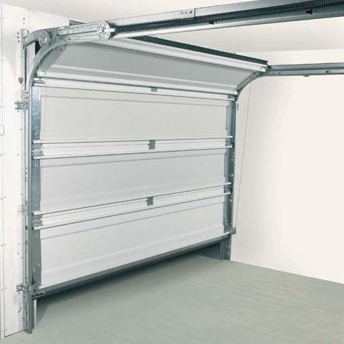 Puerta seccional de garaje: Productos y servicios de Metal Masa, S.L.