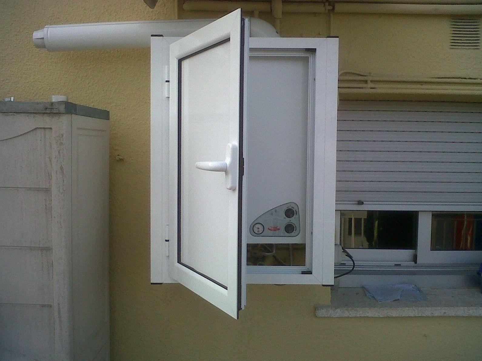 Armario para calentador: Productos y servicios de Metal Masa, S.L.