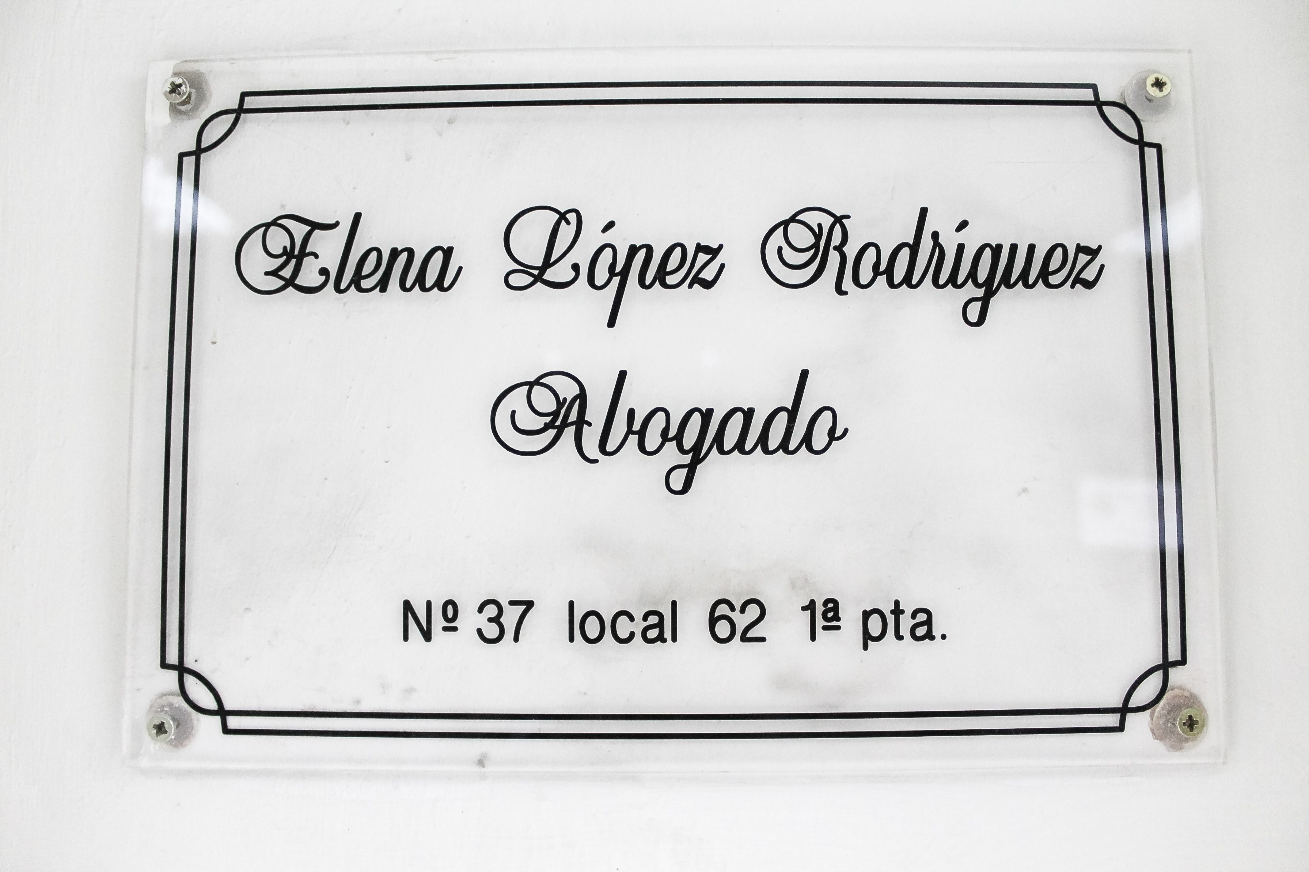 Foto 1 de Abogados en Fuenlabrada | Elena López Rodríguez
