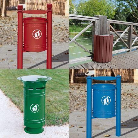 Mobiliario urbano: Productos y servicios de Baticel