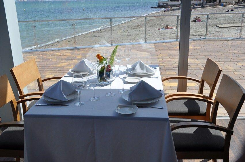 Excelente panoramica al Mar Menor
