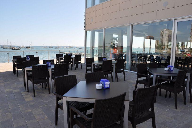 Terraza al Mar Menor