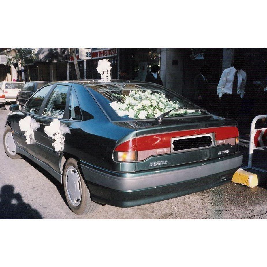 Arreglo de coche: Nuestras flores de Flores Tere