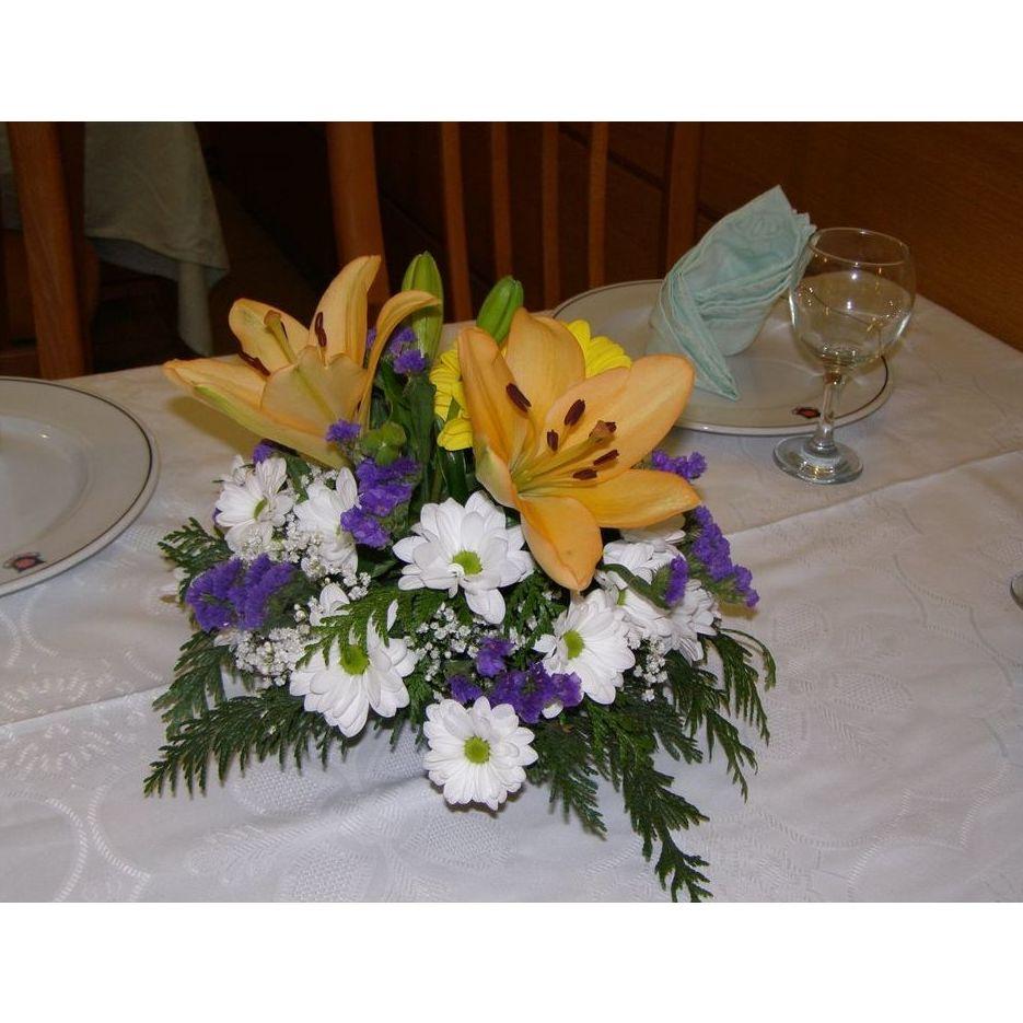 Restaurante : Nuestras flores de Flores Tere